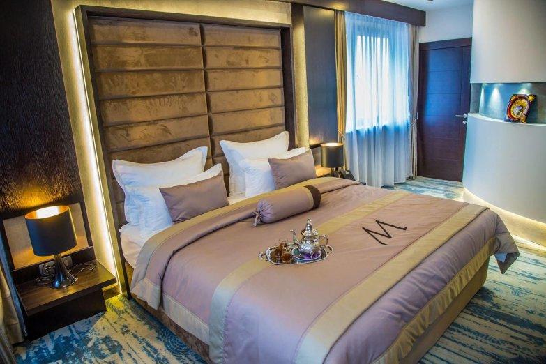 فنادق سراييفو 5 نجوم البوسنة والهرسك لشهر العسل للعرسان